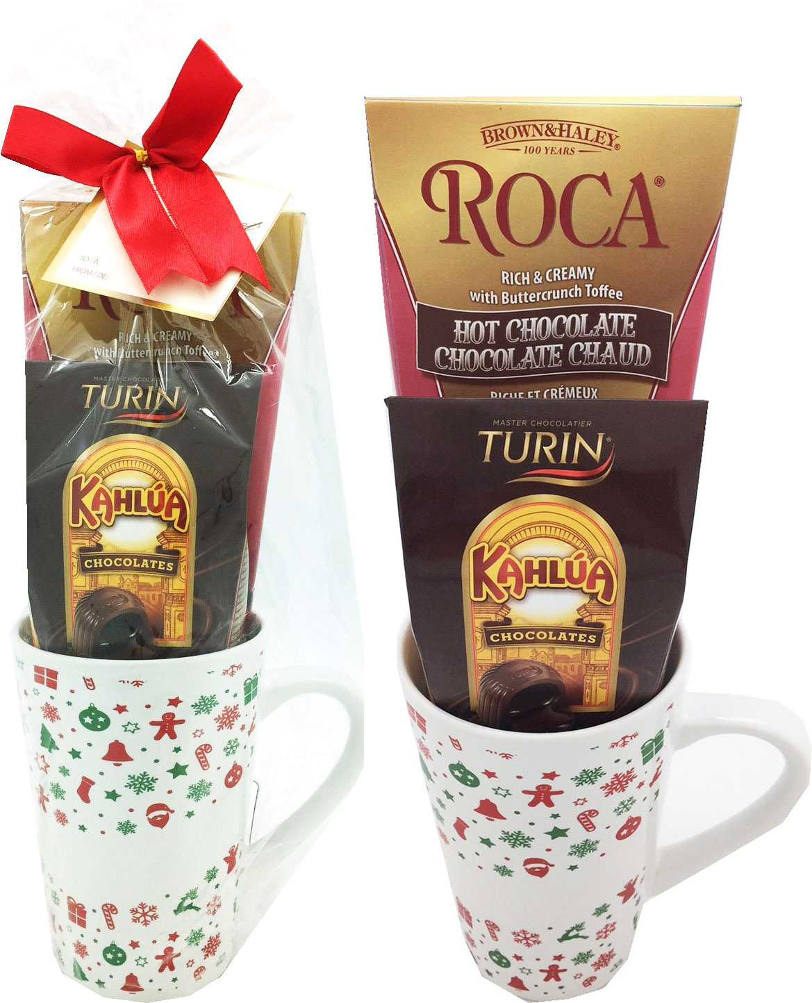 Kahlua Ceramic Mug Gift Set